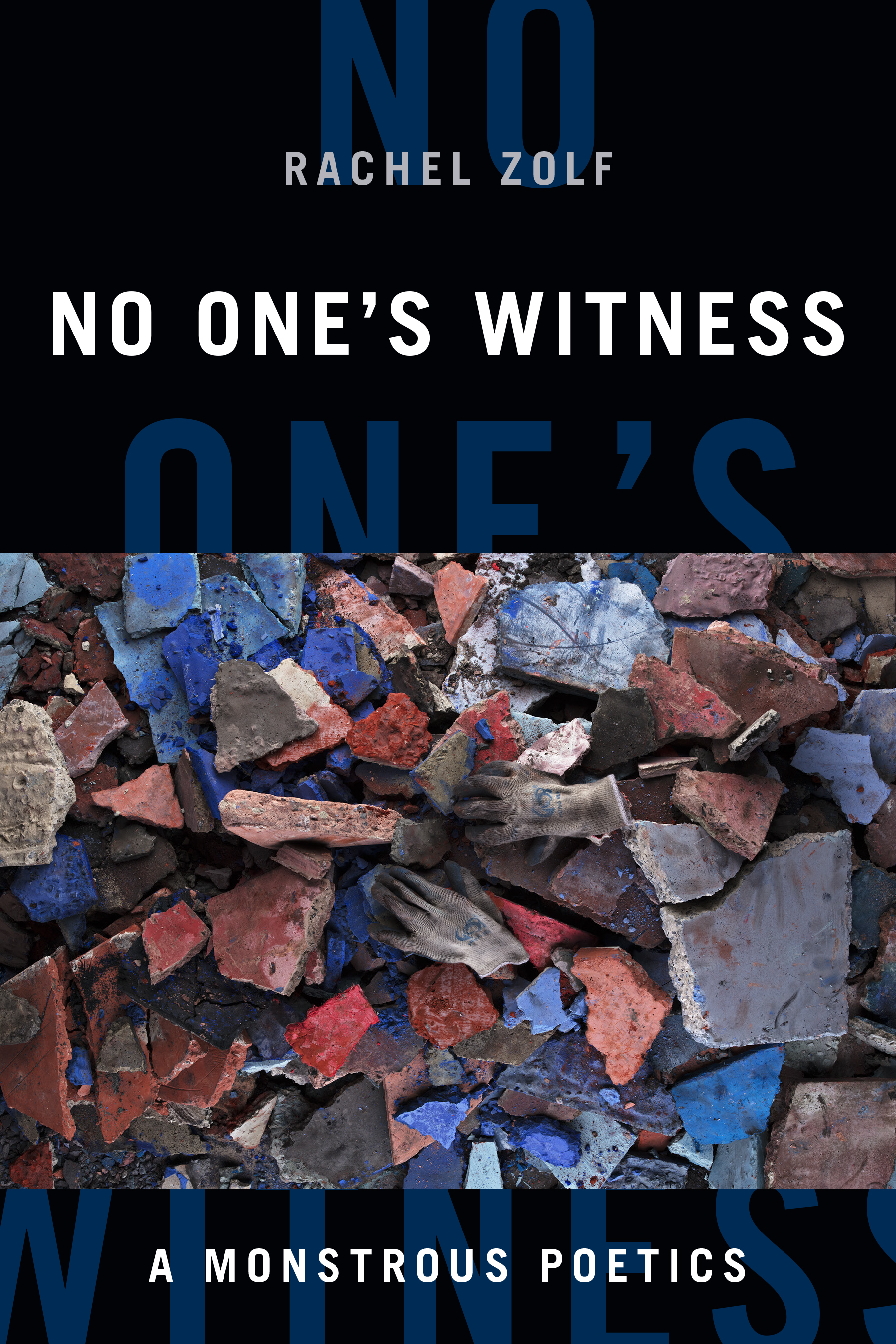 No One's Witness, Rachel Zolf